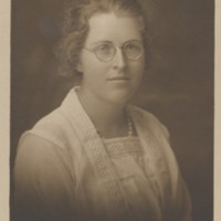 Portrait of Margaret L. Stearns