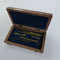 Box with Drawing Tools