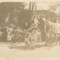 Festival of the Hills Parade, 1915