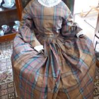 Wedding Dress of Elizabeth Maxam Davis