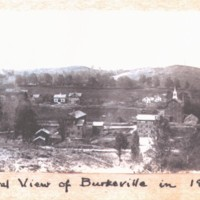 Photo Scans of Burkeville View and Covered Bridge