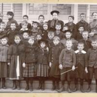 Conway Center School, 1897