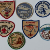 Conway Boy Scout Troop #16 Scouting Patches
